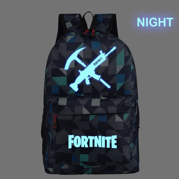 Fortnite Battle Royale Backpack - Geek Bling