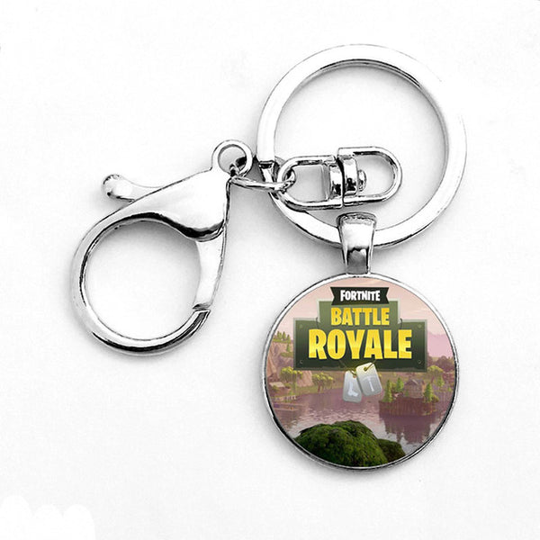 Fortnite Keychains, Necklace and Rings Jewelry - Geek Bling