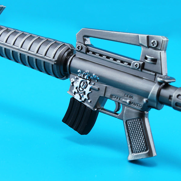 Fortnite Assault Rifle Keychain - Geek Bling
