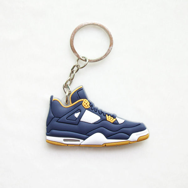 Air Jordan 4 Sneaker Keychain - Geek Bling