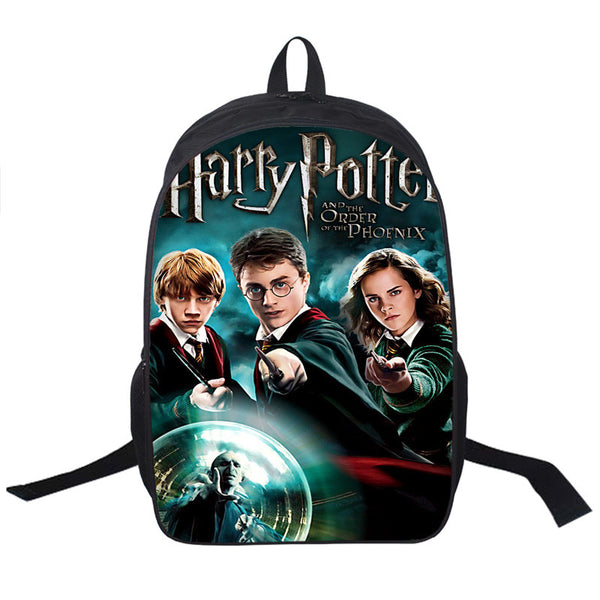 Harry Potter Backpack - Geek Bling