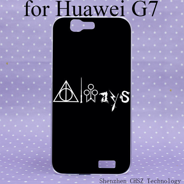 Harry Potter Deathly Hallows Always Case Cover - Geek Bling