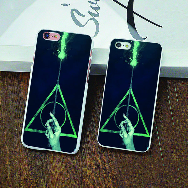 Harry Potter And The Deathly Hallows Voldemort Phone Case - Geek Bling
