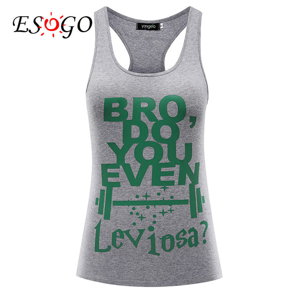 "Harry Potter ""Bro, do you even Leviosa"" Top - Geek Bling"