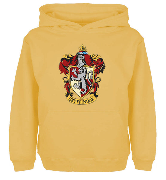 The Most Popular Harry Potter College Gryffindor Lion Design High Quality Hoodie Men's Women's Winter 100% Cotton Sweatshirt - Geek Bling