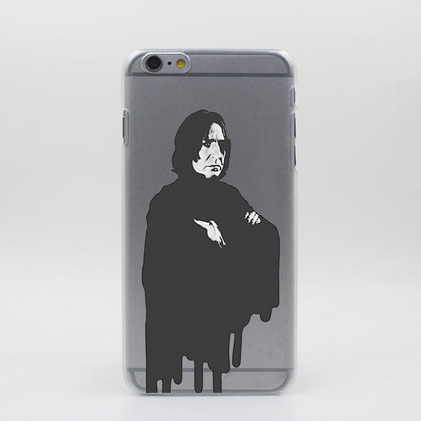 Harry Potter Hard Hollow Out Transparent Case for Samsung Huawei Lenovo Apple Nokia - Geek Bling