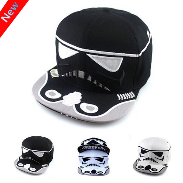 Star Wars™ Storm Trooper Cap - Geek Bling