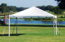 15X15 WHITE CANOPY TENT