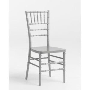 PLATINUM CHIAVARI CHAIR