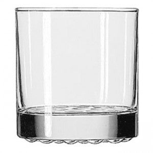 10 oz. DOUBLE OLD FASHION GLASS