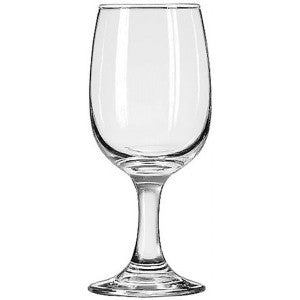 8 1/2 oz. WHITE WINE GLASS
