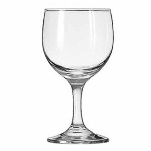 8 oz. WINE GOBLET GLASS