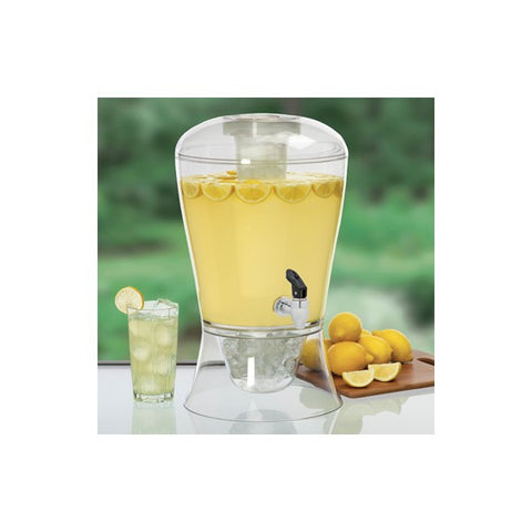 3 GALLON ACRYLIC BEVERAGE DISPENSER