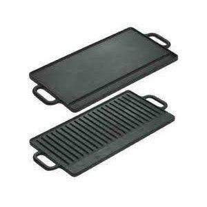 CAST IRON GRIDDLE / REVERSIBLE