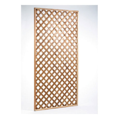 NATURAL WOOD LATTICE