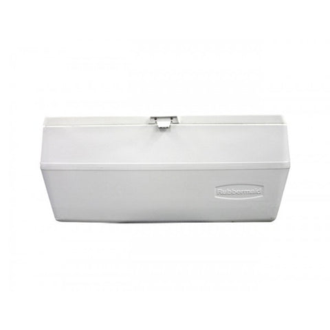 140 QT WHITE ICE CHEST