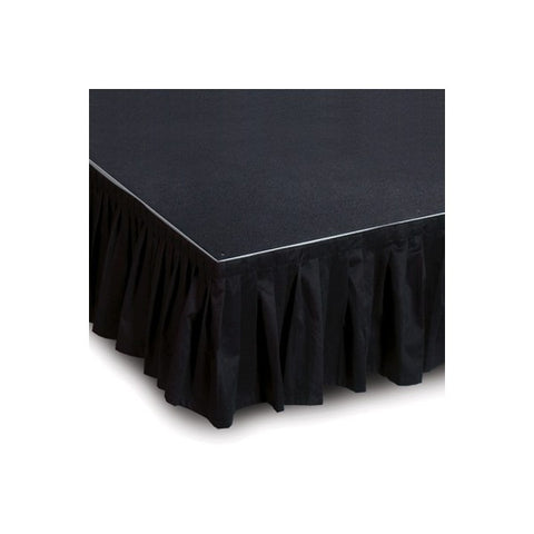 STAGE SKIRTING BLACK