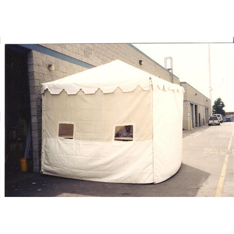 10X10 FOOD BOOTH CANOPY TENT