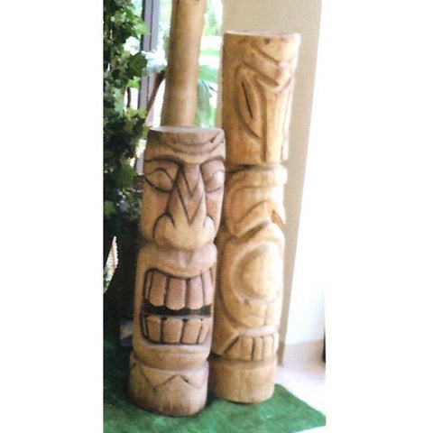 AL JR. TIKI GOD