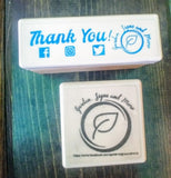 Custom Thermal Printed Self Inking Stamps