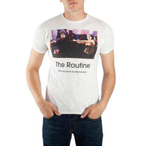 "Friends ""The Routine"" T-shirt"