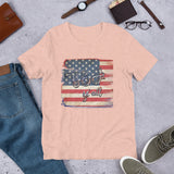 USA Y'all- Short-Sleeve Unisex T-Shirt