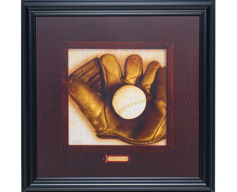 Grand Slam Baseball Wall Art
