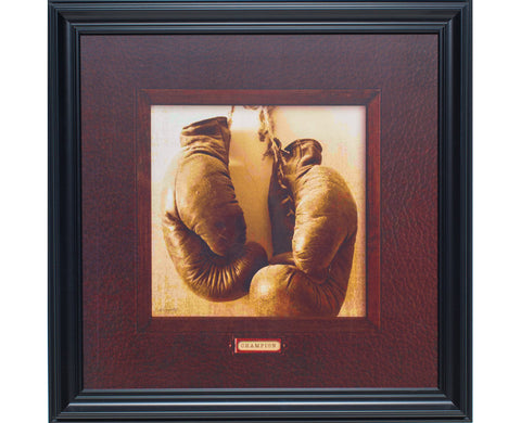 Knock-Out Boxing Wall Art