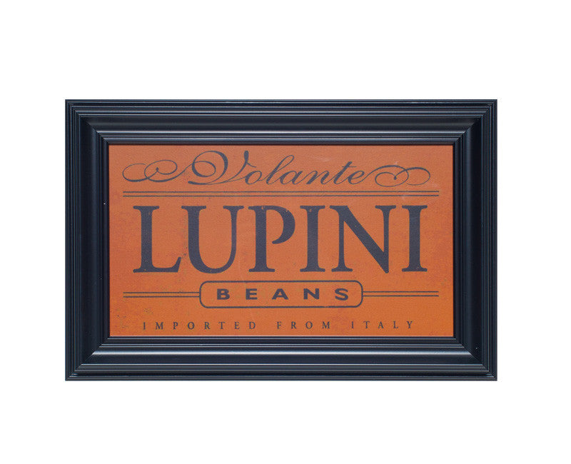 Lupini Italian Framed Wall Art