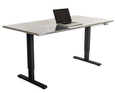 Sit/Stand Adjustable Desk
