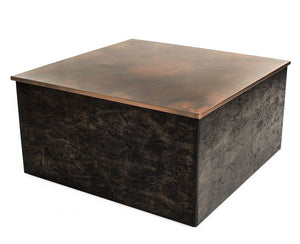 Rustic Coffee Table (color options)