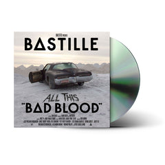 ALL THIS BAD BLOOD CD