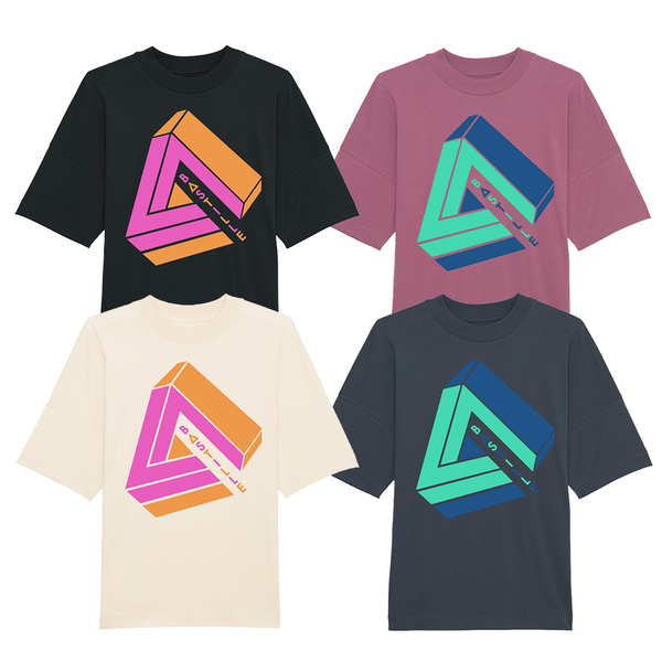 IMPOSSIBLE TRIANGLE T-SHIRT