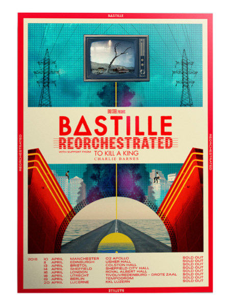 REORCHESTRATED 2018 TOUR LTHO POSTER