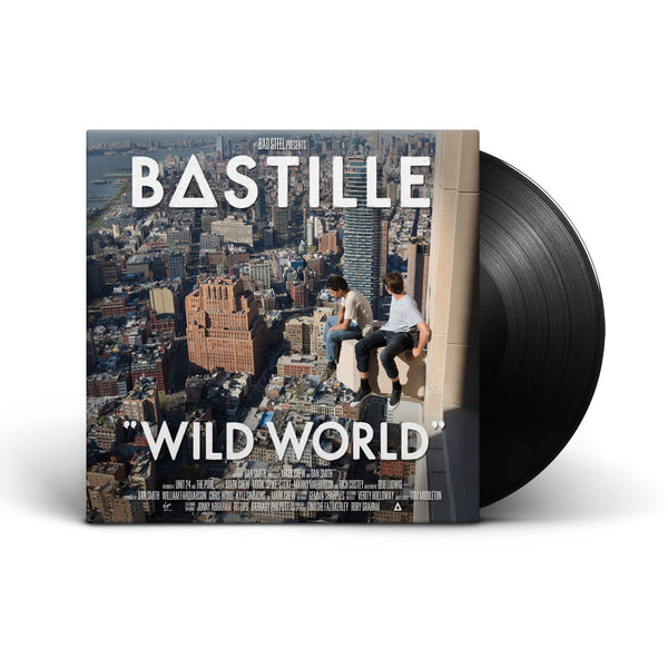 WILD WORLD DOUBLE LP