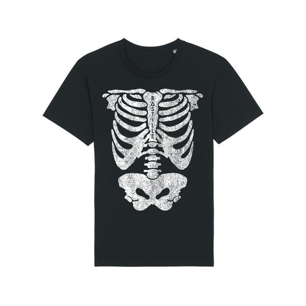 REWIND SKELETON FLAWS  T-SHIRT