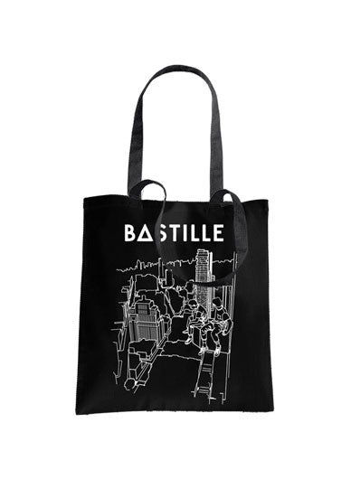 """WILD WORLD"" TOTE BAG"