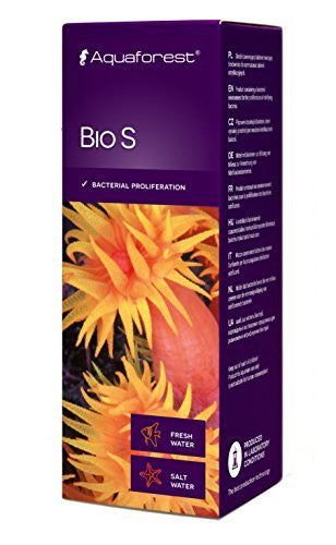 Aquaforest BioS 10ml - WIndows to the Ocean Aquarium Supplies