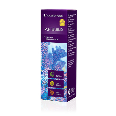 Aquaforest AF Build 10ml - WIndows to the Ocean Aquarium Supplies