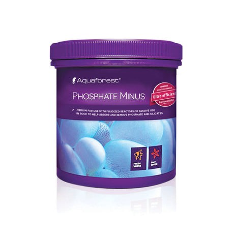 Aquaforest Phosphate Minus - WIndows to the Ocean Aquarium Supplies