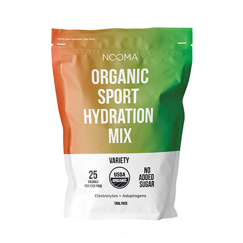 The Real-Ingredient Hydration Mix: Variety Trial Pack