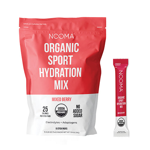 The Real-Ingredient Hydration Mix: Mixed Berry