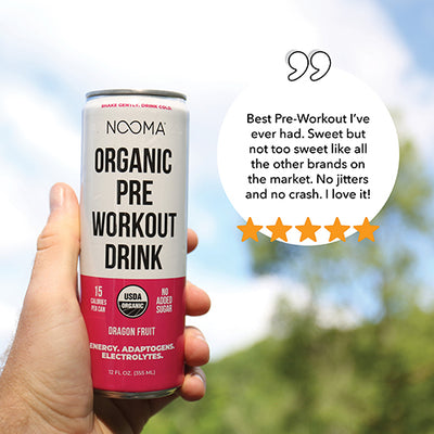 The Real-Ingredient Sport Energy Drink: Dragon Fruit