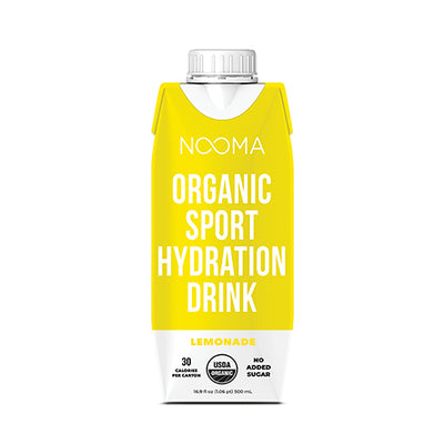 The Real-Ingredient Sports Drink: Lemonade