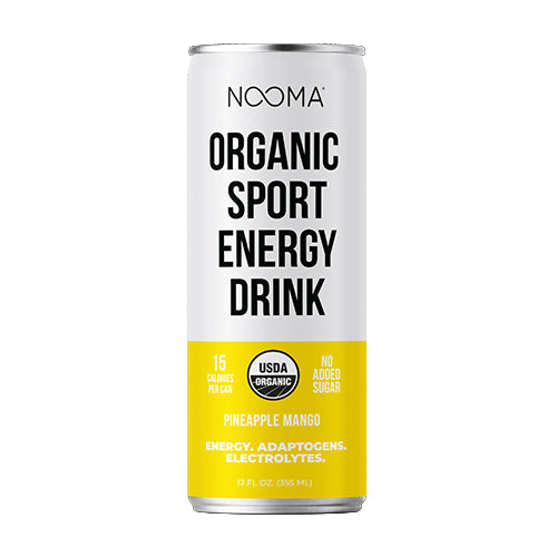 The Real-Ingredient Sport Energy Drink: Pineapple Mango