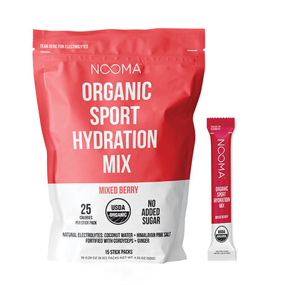 The Real-Ingredient Hydration Mix: Mixed Berry Trial Pack (30% Off)