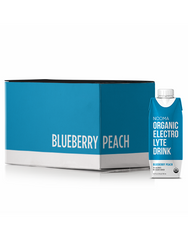 Blueberry Peach 12-Pack Promo