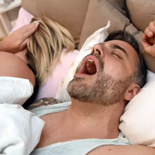 People May Be Snoring More Because Of Lockdown, Says Expert