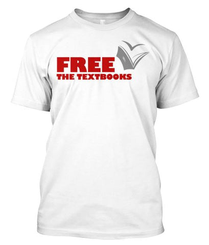 FreeTheTextBook T-Shirts