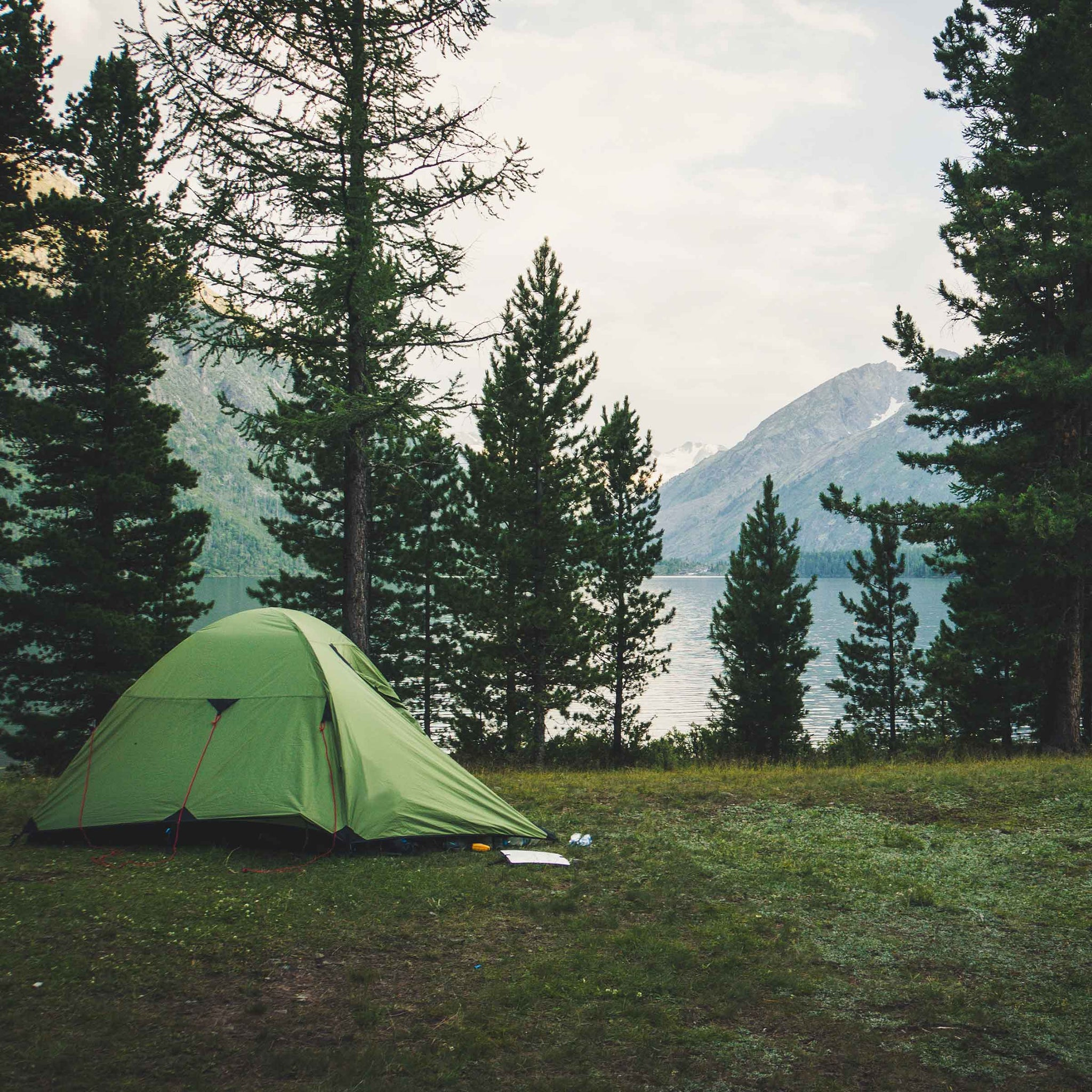 How to pack for a camping trip
